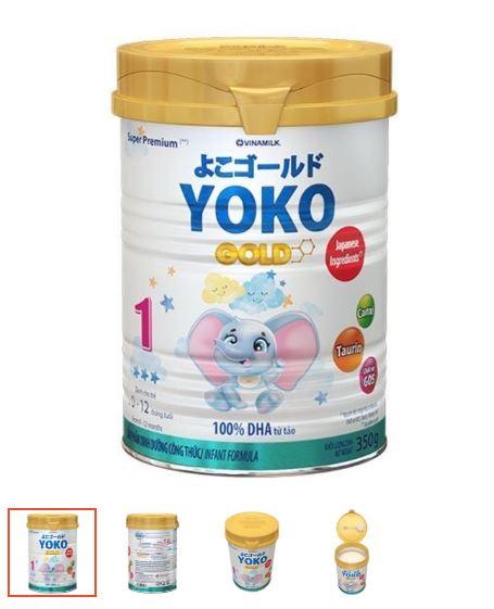 Mua sữa Yoko Vinamilk chính hãng