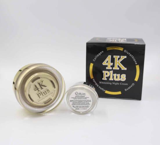 Kem 4k Plus đen Thái lan