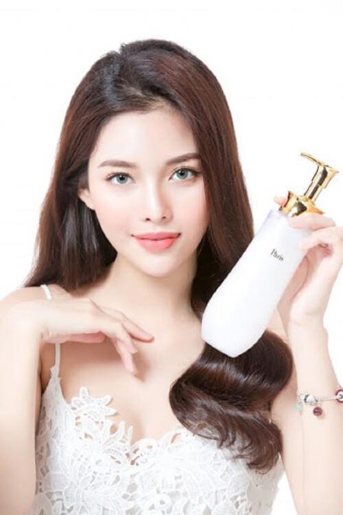 Sữa tắm trắng da toàn thân cải thiện sắc tố da