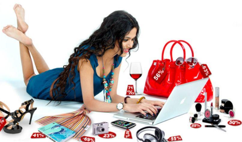Mua sắm online giúp dễ dàng so sánh giá tốt
