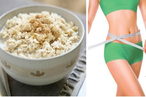 Yến mạch là thực phẩm giúp giảm cân hiệu quả