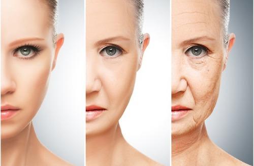 Lão hóa là một trong những dấu hiệu của tuổi tác
