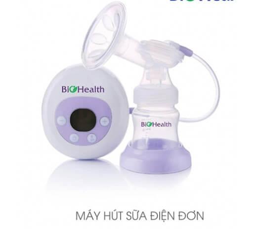 Máy hút sữa Biohealth điện đơn