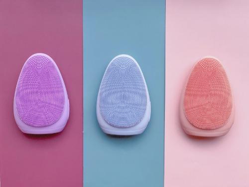 Máy rửa mặt emmie by happy skinđạt chứng nhận FDA Hoa Kỳ