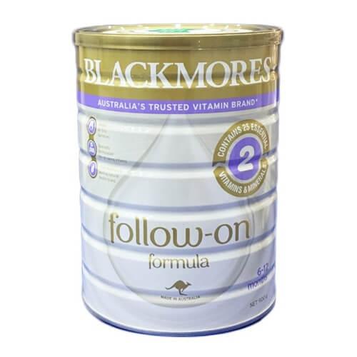 Sữa blackmore số 2 cho bé từ 6- 12 tháng tuổi