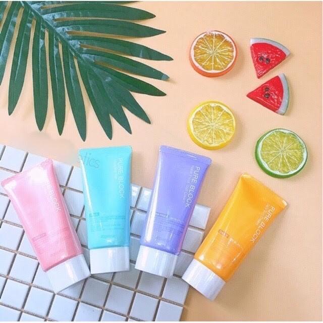Kem chống nắng Apieu có 4 loại phù hợp với từng loại da
