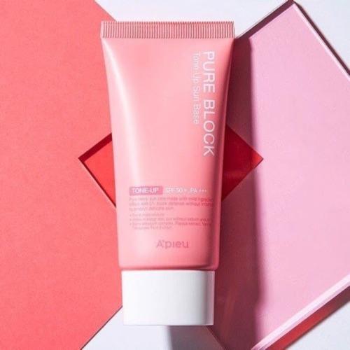 Apieu màu hồng phù hợp với da thường, da nhạy cảm