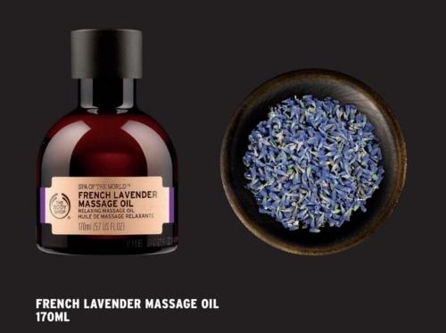 Mùi hương Lavender dịu nhẹ