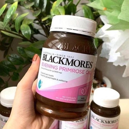 Tinh dầu Blackmore thiết kế viên nang giúp dễ uống