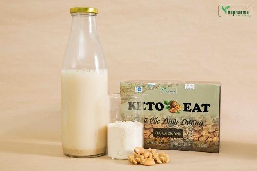 Sử dụng ngủ cốc Keto đúng phương pháp giúp giảm cân hiệu quả