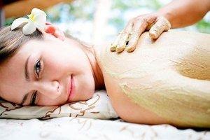 Ủ da bằng nguyên liệu từ tự nhiên giups da Body trắng sáng