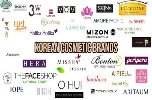 Các thương hiệu mỹ phẩm Hàn Quốc uy tín