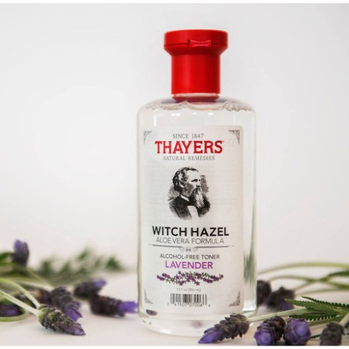 Thayers Lavender phù hợp với da dầu, da mụn