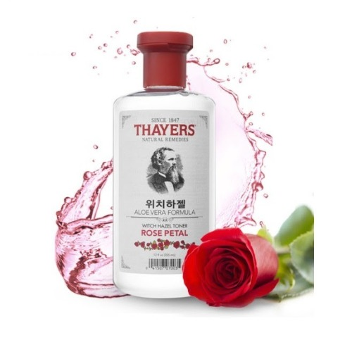 Toner Thayers Rose Petal không chứa cồn, an toàn cho da