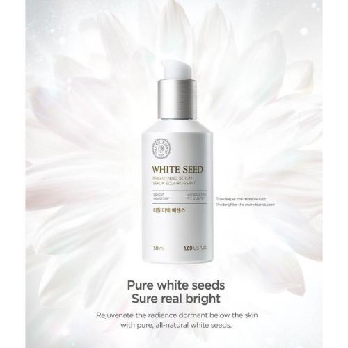 Serum White Seed giúp dưỡng trắng da từ bên trong