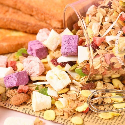 Ngủ cốc Meizhoushike chứa nhiều chất xơ giúp giảm cân