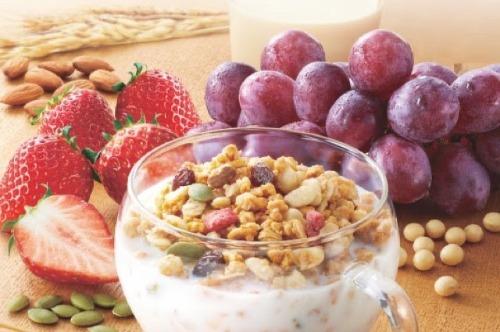 Nên kết hợp ngũ cốc với nhiều loại thực phẩm khác để không ngấy
