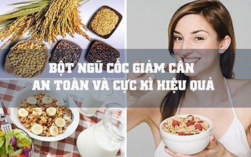 Ngủ cốc được nhiều chị em lựa chon để ăn kiêng