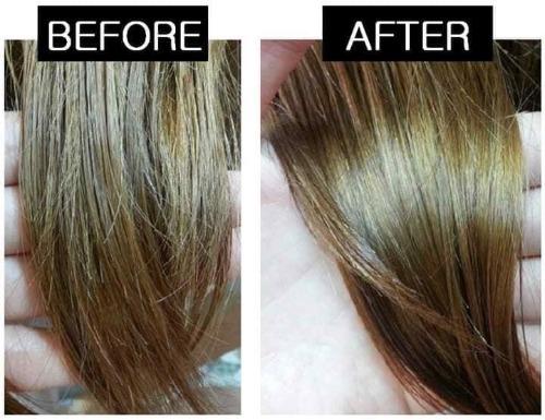 R3 Argan Hair Oil mang đến hiệu quả sau 1 tháng