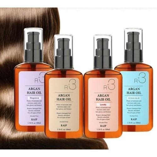 Tinh dầu dưỡng tóc Argan Hair Oil (Review)