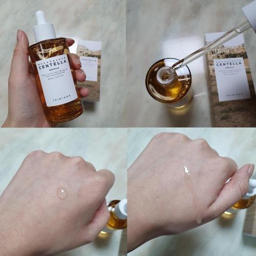 Serum Skin1004 lành tính, không gây kích ứng da