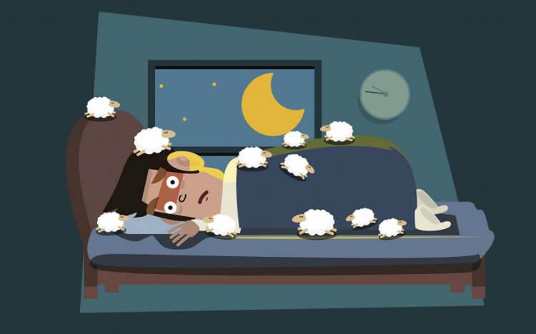 Mất ngủ là nguyên nhân chính gây thâm quầng mắt