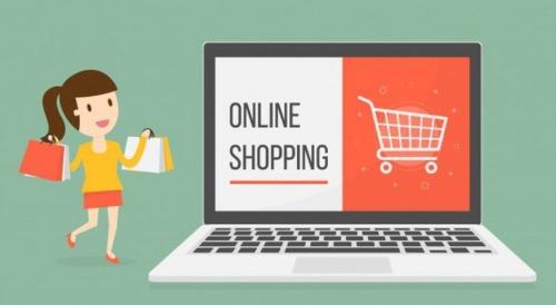 Mua sắm online là giúp tiết kiệm thời gian