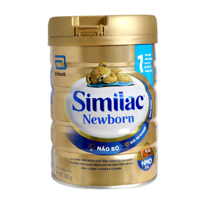 Sữa Similac Newborn tăng cân cho bé từ 0 đến 6 tháng