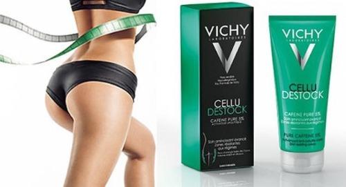Kem tan mỡ Vichy mang đến hiệu quả sau 2 tuần sử dụng
