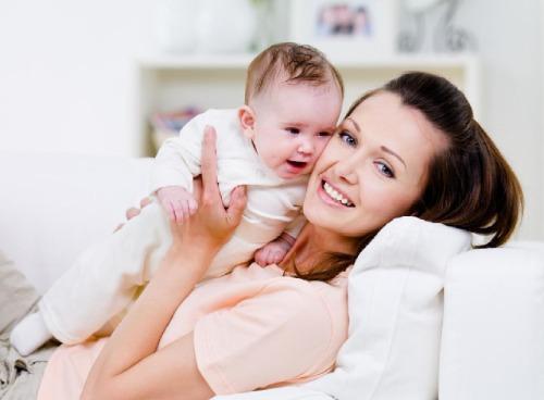 Cốm lợi sữa kích thích hệ tiêu hóa của bé phát triển