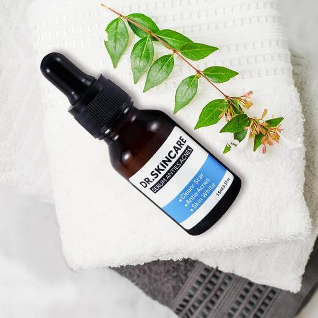 Serum Dr Skincare giúp kháng khuẩn mạnh