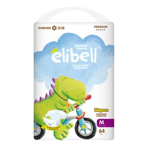 Mua bỉm nội địa Nga Elibell chính hãng trên các trang thương mại điện tử