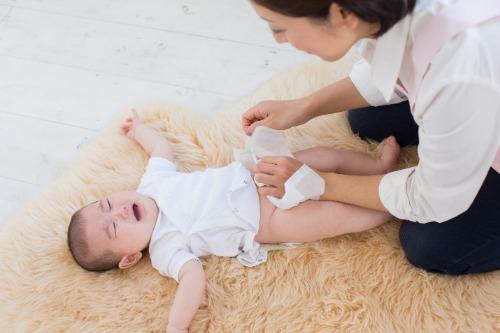 Hăm da là bệnh lý phổ biến ở trẻ sơ sinh và trẻ nhỏ