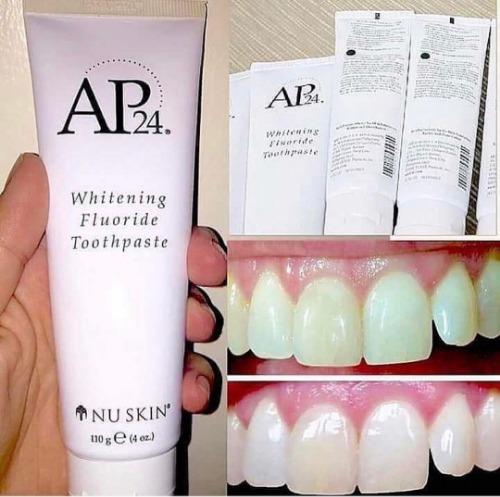 Làm trắng răng vượt trội, loại bỏ và ngăn ngừa mảng bám ở chân răng