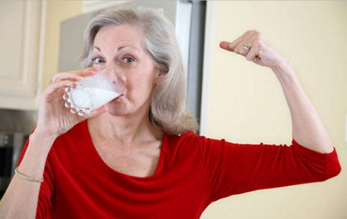 Khuyến cáo sử dụng cho người cao tuổi hoặc những người mới ốm dậy