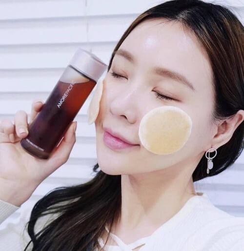 Nước thần hỗ trợ da hấp thu dưỡng chất từ các bước skincare