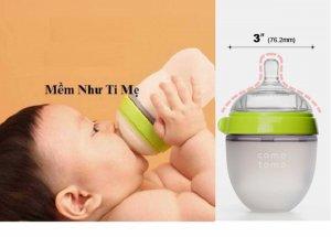 Comotomo - mềm mại, dịu êm như bầu sữa mẹ