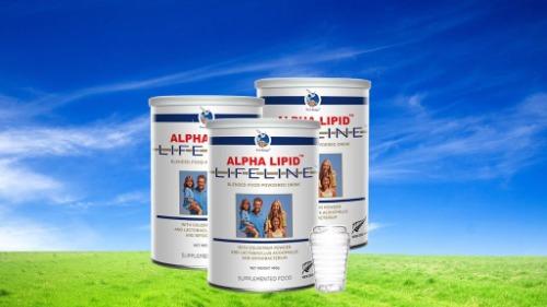 Khuyến cáo uống sữa Alpha Lipid trước khi ăn 30 phút