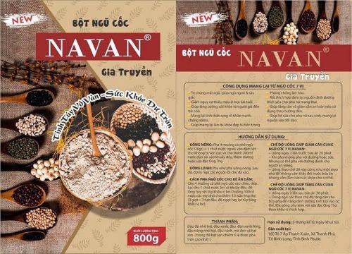 Bột ngũ cốc gia truyền Navan được nhiều Mẹ bầu quan tâm