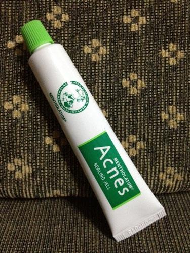 Cách sử dụng kem trị mụn Acnes hiệu quả