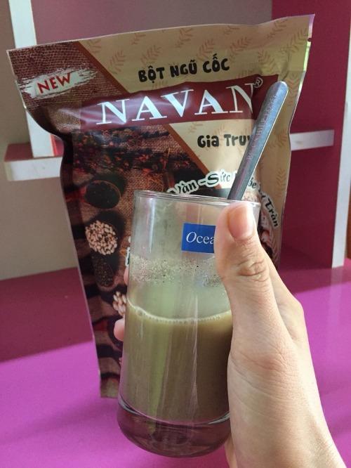 Có thể dùng ngũ cốc Navan để ăn kiêng giảm cân