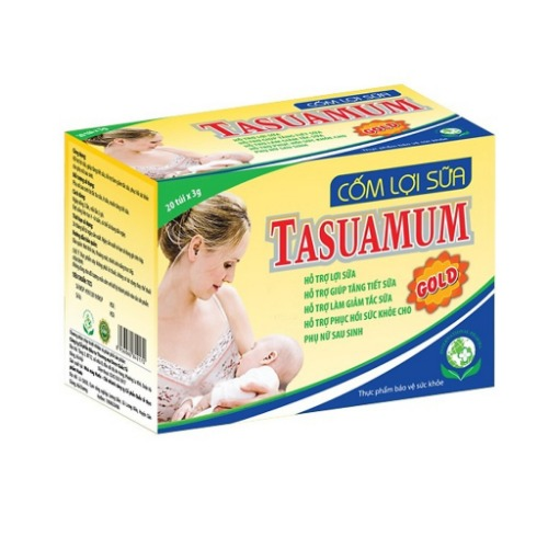 Cốm Tasuamum được Mẹ Việt đánh giá cao