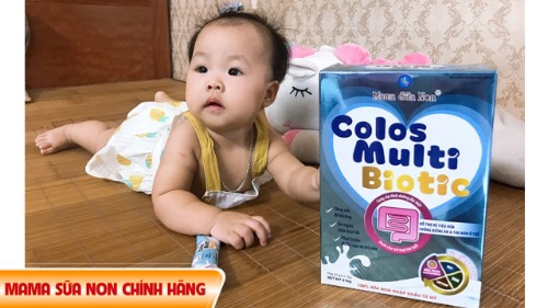 Mùi thơm vô cùng dễ chịu, vị nhạt gần giống với sữa mẹ nên rất dễ uống