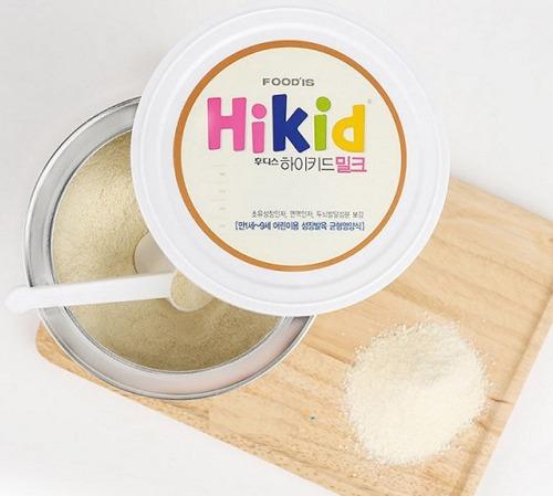 Sữa Hikid giúp phát triển chiều cao vượt trội