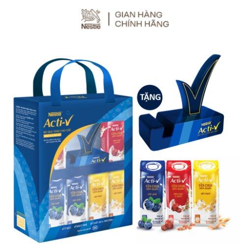 Acti-V - sản phẩm của công ty TNHH Nestlé nổi tiếng tại Việt Nam