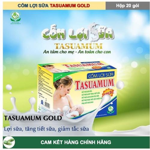 Tasuamum có bảng thành phần an toàn với đầy đủ dưỡng chất cung cấp cho cả mẹ và bé