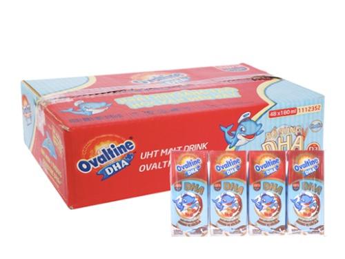 Ovaltine cung cấp vitamin và khoáng chất thiết yếu, giúp cơ thể luôn khỏe mạnh