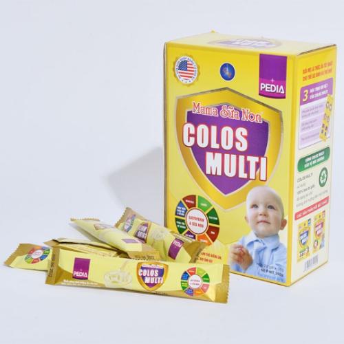Sữa non Mama là bạn đồng hàng của con trong những năm đầu đời