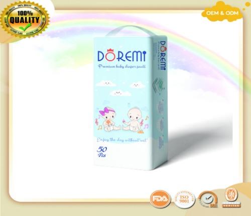 Bỉm Doremi bảo vệ bờ mông của con yêu