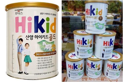 """Mẫu cũ trên bao bì chữ """"ildong"""" sẽ thay thành mẫu mới với chữ """"후디스"""""""